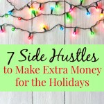 7 Side Hustles to Make Extra Money for the Holidays