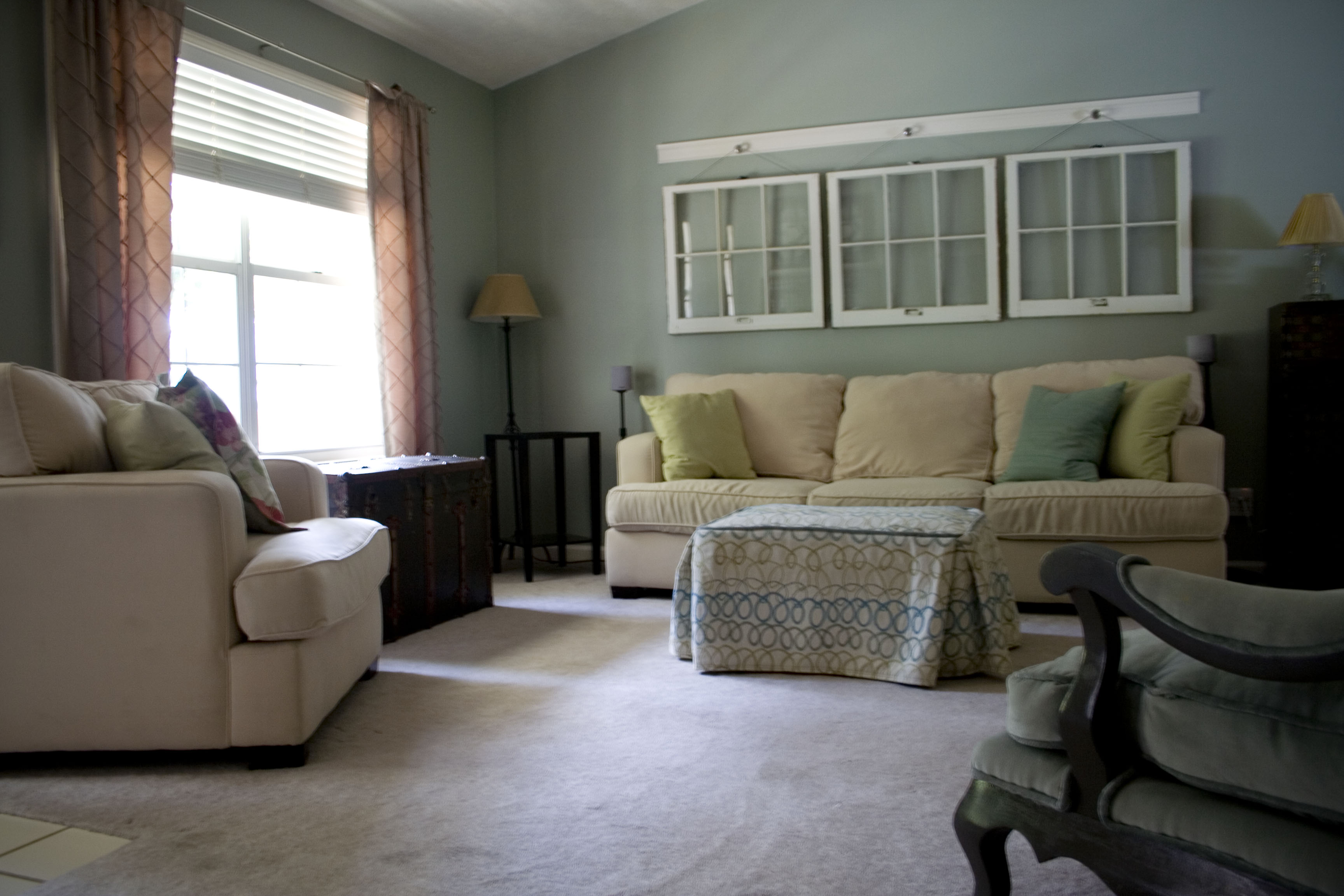 what to put behind a sofa virginia manufacturer creative ideas color me southern