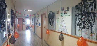 La Festividad de Todos los Santos y Halloween se unen en el Hospital
