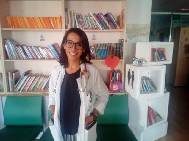 """Ara Almécica Muñoz: """"es un trabajo duro pero muy gratificante"""""""