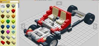 Lego Digital Designer. Construcciones