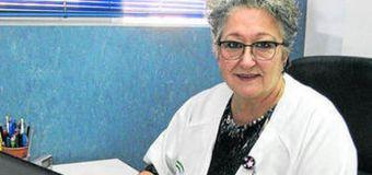 Charo Ortuño, Coordinadora de Trasplantes del CH Torrecárdenas de Almería.