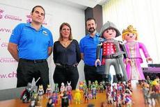 La III Expo Click arranca el 19 de noviembre en el centro de celebraciones La Muralla