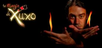 EL mago Xuxo viene a visitarnos