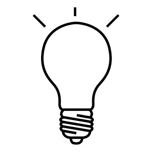 bulb drawing coloring pages drawings line christmas flashlight empty printable bulbs lights result zukki clipartbest lamp sketch outline lamps getdrawings