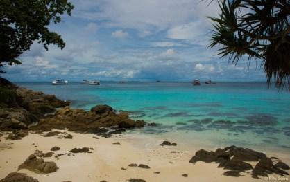 The Racha island