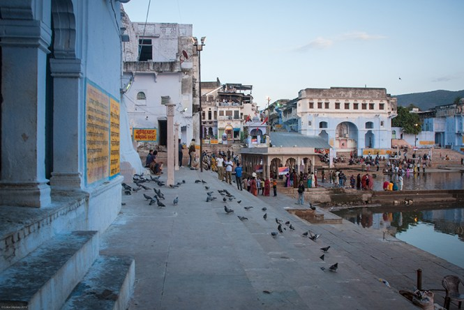 Pushkar Ghats
