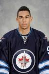 Winnipeg's Evander Kane, 4th overall pick in 2009 draft.