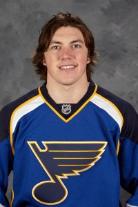 Blues' T.J. Oshie hopes to be in Sochi in February.