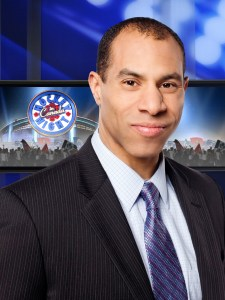 """Hockey Night's"" David Amber sees diversity gains on the ice and in the media."