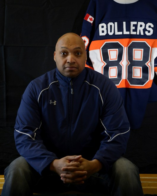 Bollers hopes that he and the kids he's coached rise in pro hockey.