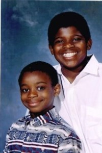 Before they were stars, P.K., right, and Malcolm Subban often skated with dad.