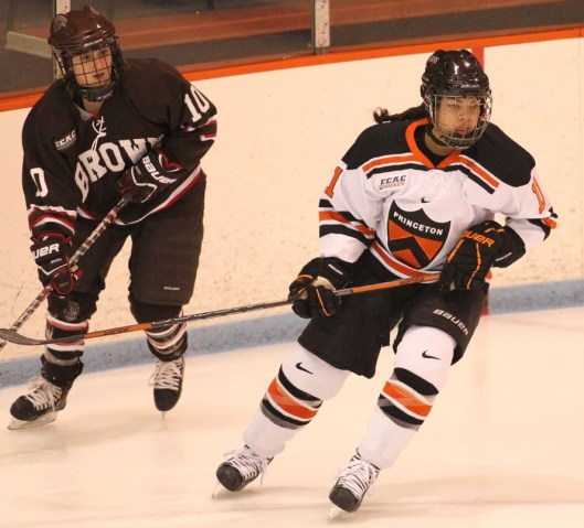 Princeton's Kelsey Koelzer (Photo/Princeton Athletic Communications)