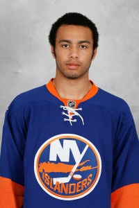 Not even one, but done. Ho-Sang was reportedly late for Day 1 of Islanders camp and sent back to his junior team.