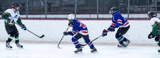 Hockey and Ice Hockey in Harlem return to Lasker Rink next week.