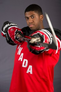 The Rangers are loaning Anthony Duclair to Team Canada (Matthew Murnaghan/Hockey Canada Images).