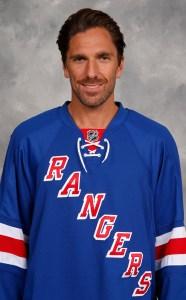 N.Y. Rangers' Henrik Lundqvist, a Frolunda alum.