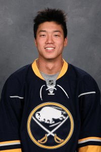 Cliff Pu, F, Buffalo Sabres, 3rd-round, 2016.