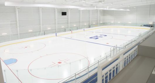 b5ace1da3aa The twin ice rinks at The St. James will help alleviate an ice shortage in  the hockey-mad Washington