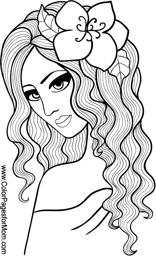 Vacation Coloring Page 6