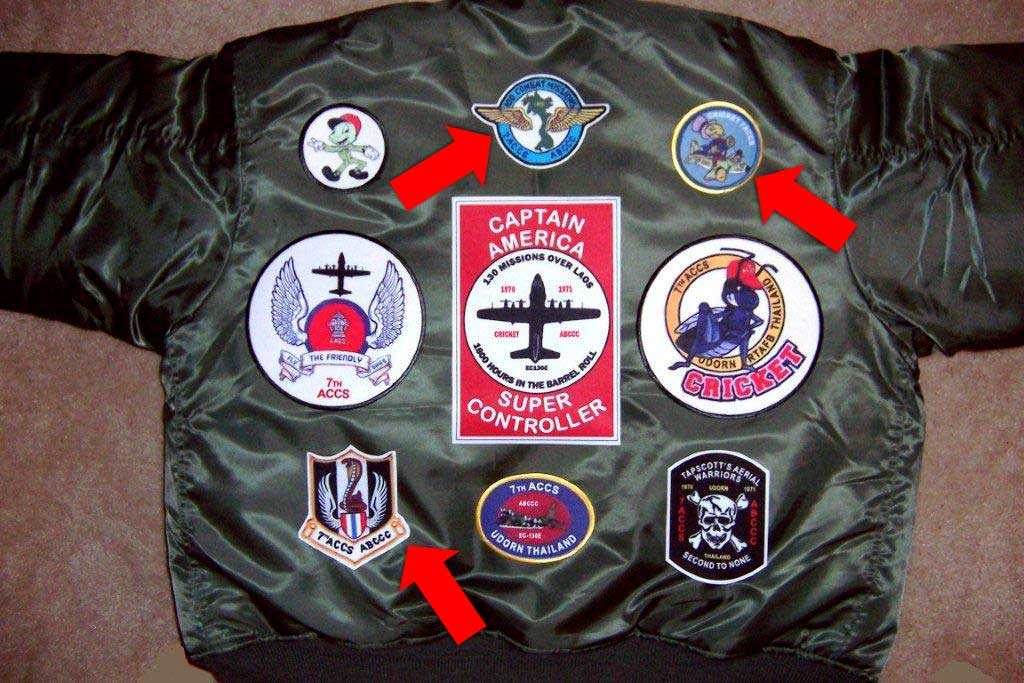 Dye sublimation patches  gallery of full color custom