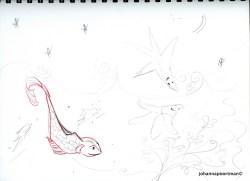 sketch fish001-001