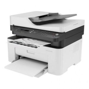 HP Laser 137fnw Заправка картриджа 106A