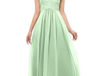 a84380853a3e Light Green Wedding Dresses   3786 Alyce Paris Homecoming