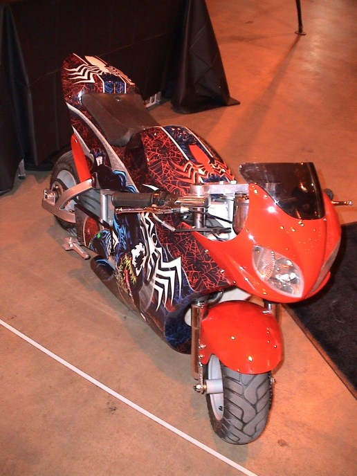 SPIDER MINI BIKE