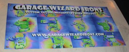 GARAGE WIZARD (2006)