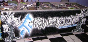 TRANZAXION SNOWBOARDS (2007)