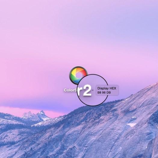 ColorSnapper 2 - Próbnik wyboru koloru
