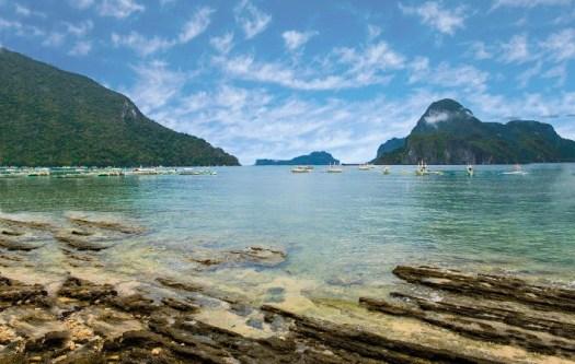 colorsofmei_philippine_trip_el_nido_palawan_beach_rocks_island_cadlao_resort 3