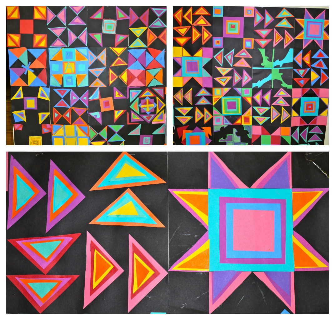 4th And 5th Grade Freedom Quilts