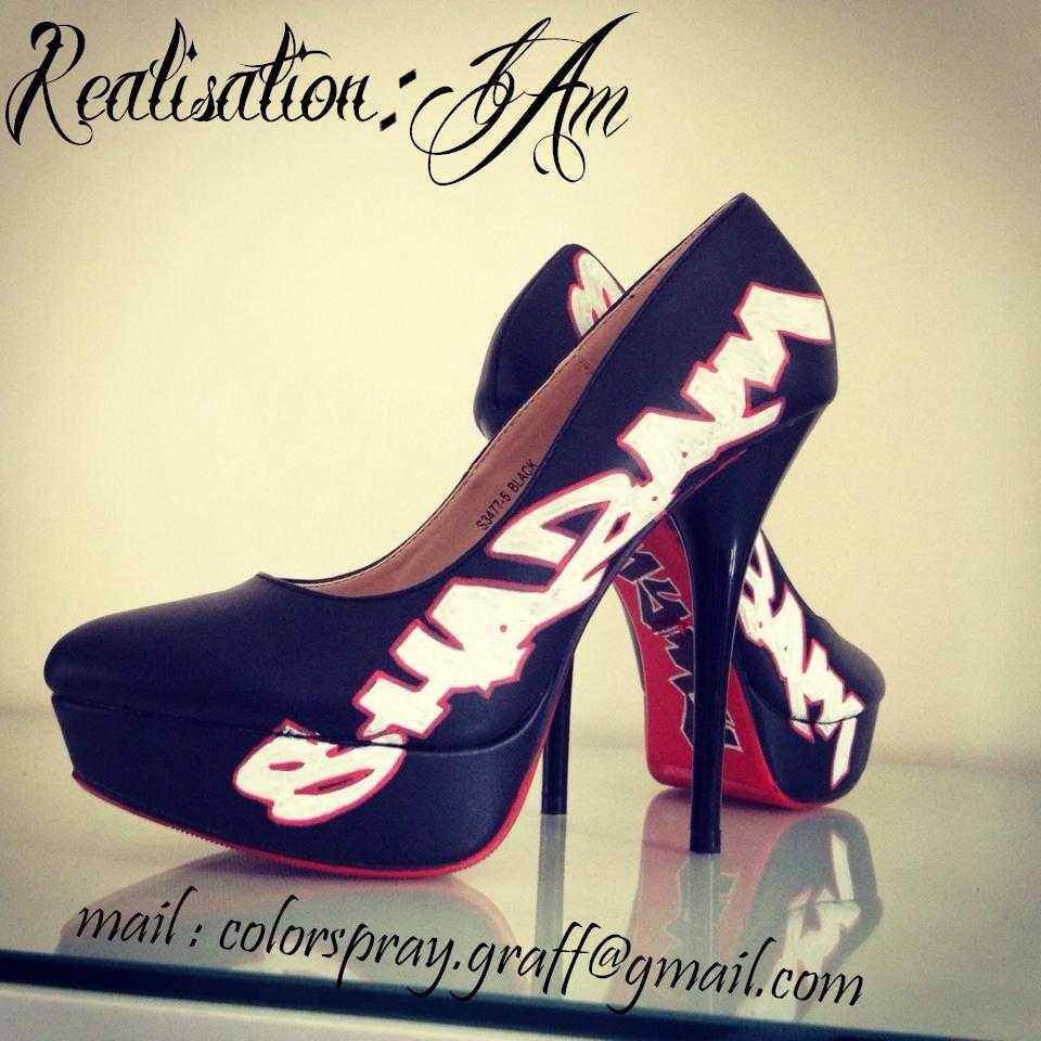 Chaussure A Talon Repsol