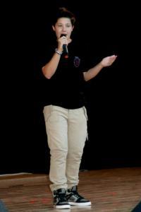 Álex Rubí, ganador del tercer premio