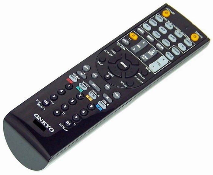 Onkyo S5800 Remote Control