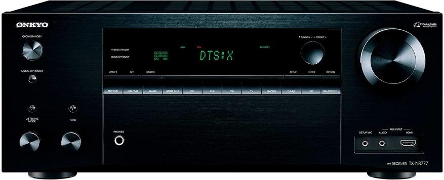 Onkyo TX-NR777 7.2 Receiver