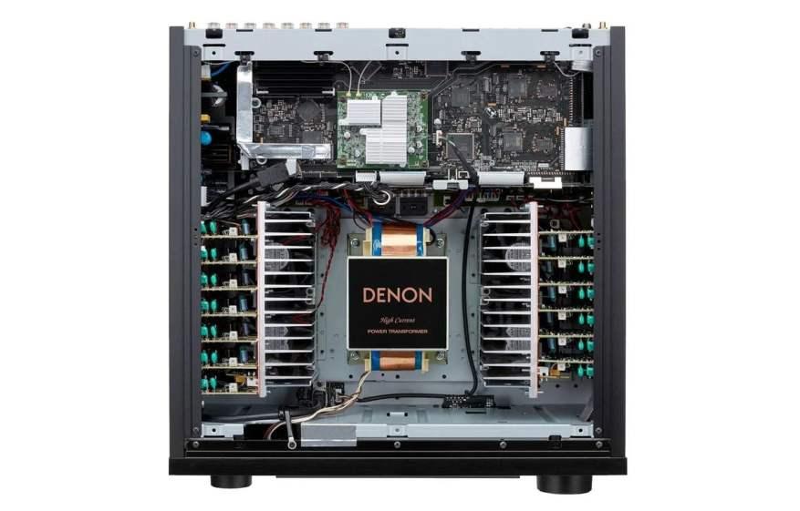 Denon AVR-X8500HA Inside