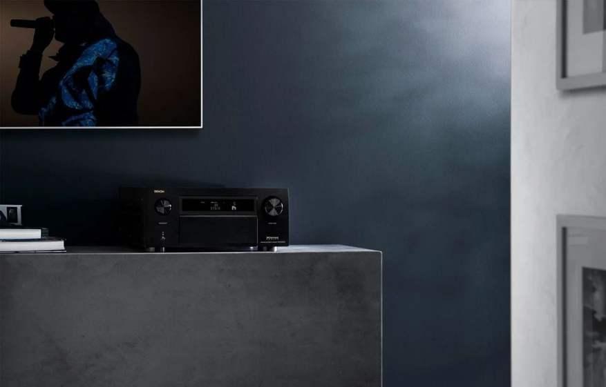 Denon AVR-X8500HA Receiver