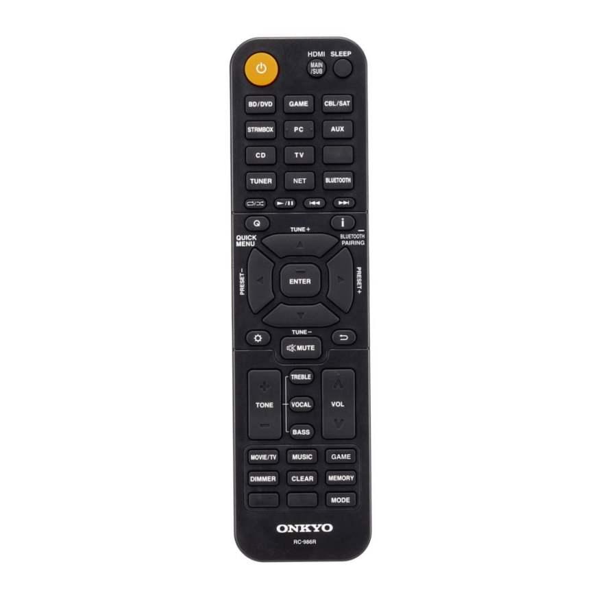 Onkyo TX-NR5100 Remote