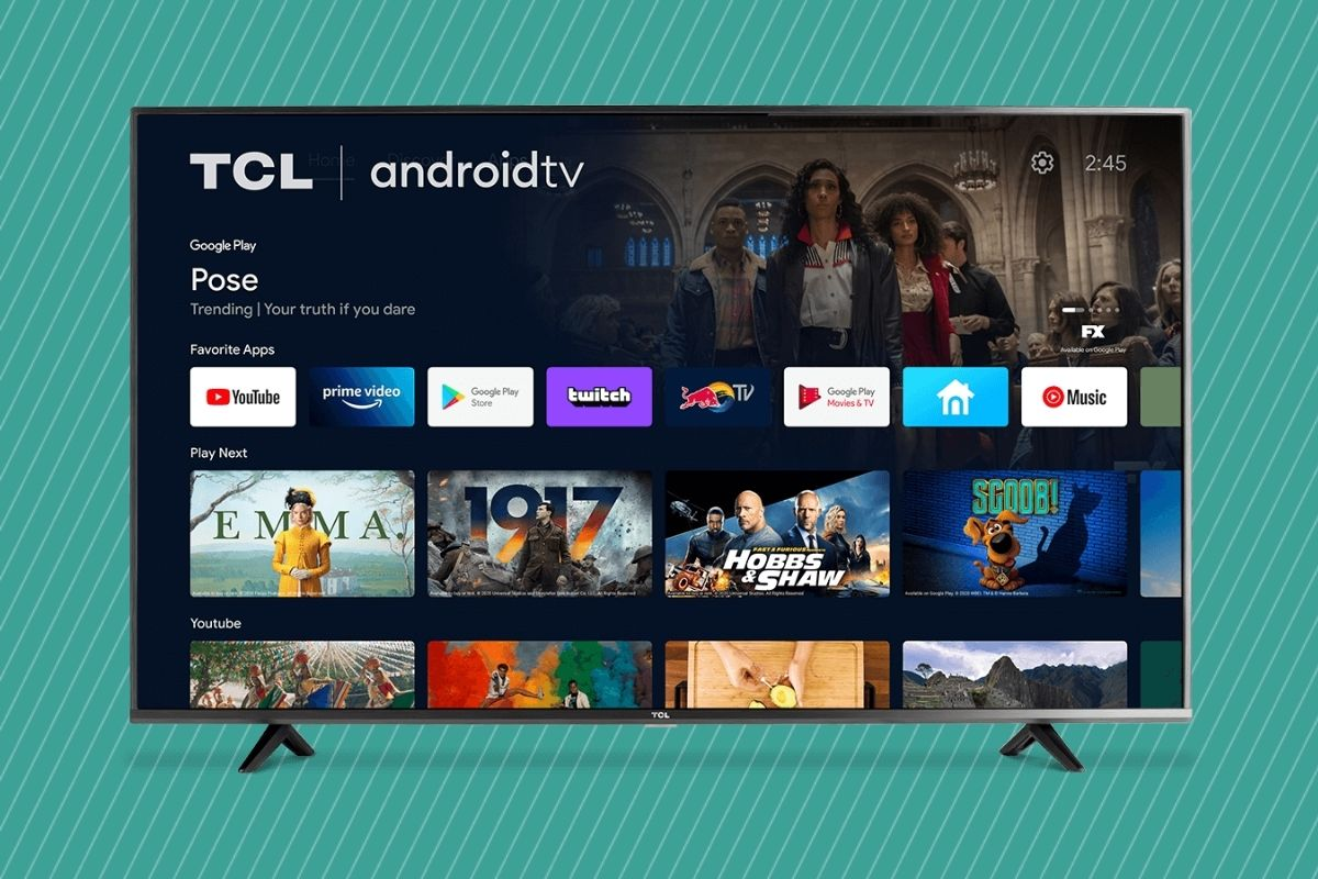 TCL 55S434 Review