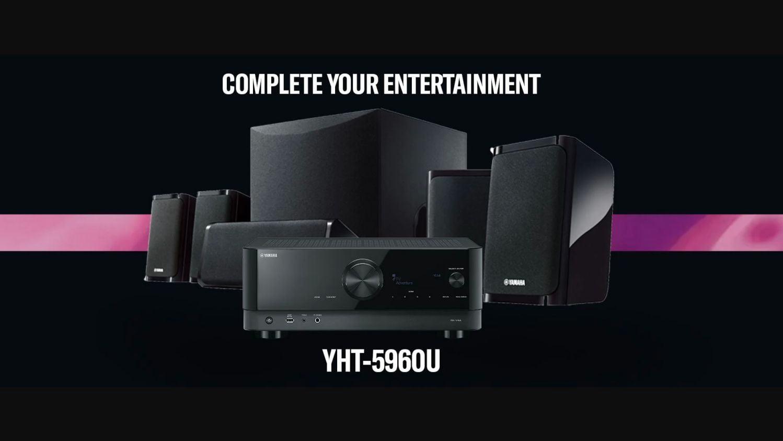 Yamaha YHT-5960U Review