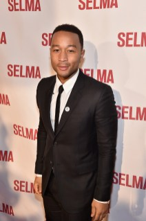 "SELMA, AL - JANUARY 18: EDITORIAL USE ONLY John Legend attends a special screening of ""Selma,"" presented by Paramount Pictures on January 18, 2015 in Selma, Alabama. (Photo by Paras Griffin/Getty Images for Paramount Pictures) *** Local Caption *** John Legend"