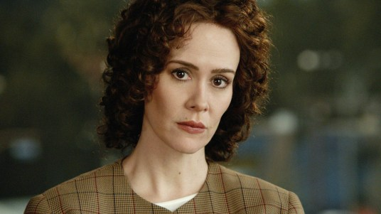 American Crime Story: The People v. O.J. Simpson Ð Pictured: Sarah Paulson as Marcia Clark. CR: FX, Fox 21 TVS, FXP Premieres on FX, early 2016