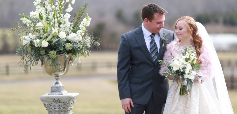 #DifferenceMakers: Madeline Stuart and Rixey Manor's Bridal Photo Shoot