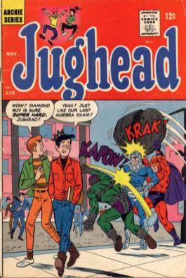Jughead cover 3
