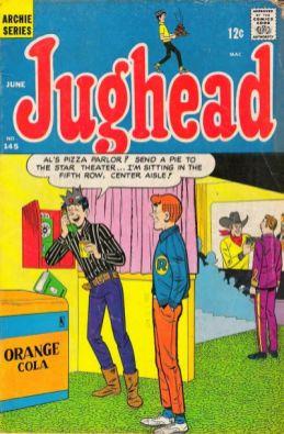 Jughead cover 4