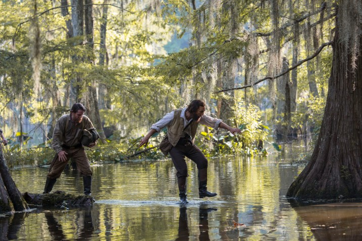 Matthew McConaughey and Christopher Berry star in FREE STATE OF JONES