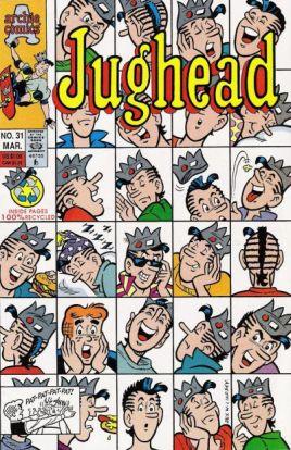 jughead cover 9